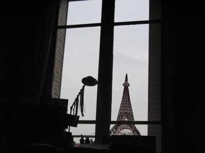 Clair obscure ou Ach, Parisse sera toujours Parisse
